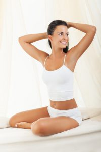 Tighten Up Your Upper Arms for Summer