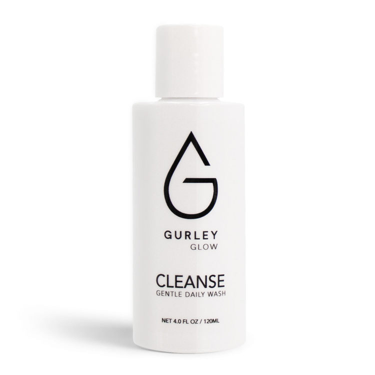CLEANSE Gentle Daily Wash front label