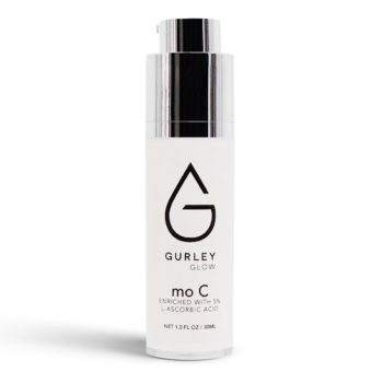 mo C product label - front