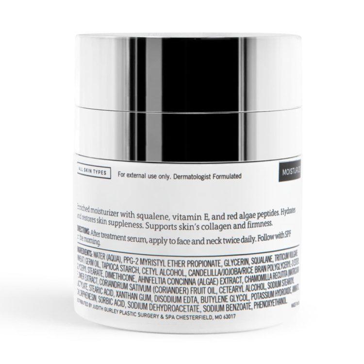 mo E | Vitamin E Enriched Moisturizer | Gurley Glow® Skin Care back